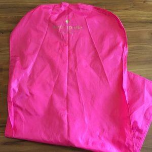 Kate Spade New York Hot Pink Garment Bag